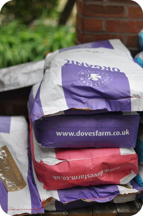 Doves farm flour