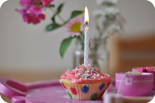 Cakewithcandle