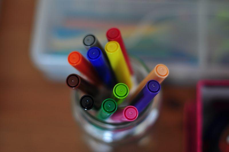 Simplifying Miss K's art resources