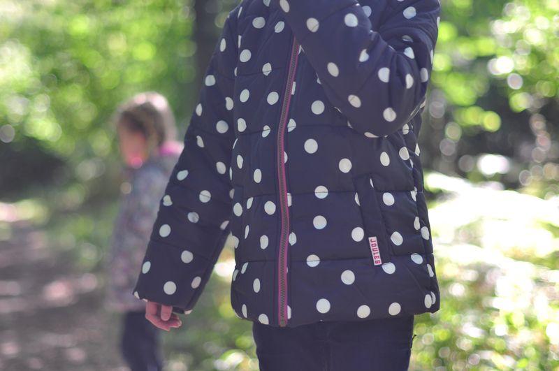 Joules showerproof jackets